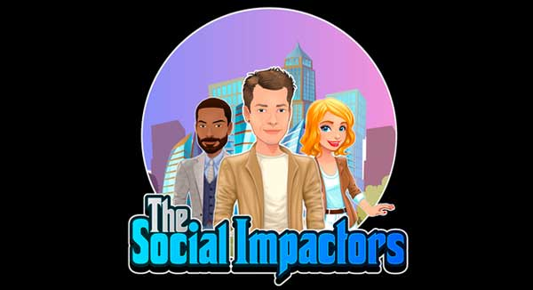 Nichol Chobin on the Social Impactors Podcast